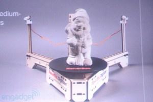 The MakerBot Digitizer