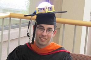 2013 Masters Graduation Cap