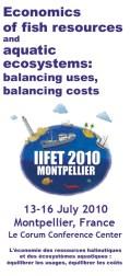 Conception du dépliant du colloque de l'IIFET (International Institute of Fisheries Economics and Trade) à Montpellier.