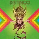 Conception de la pochette de l'album du groupe «Distingo».
