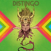 Conception de la pochette de l'album du groupe «Distingo».
