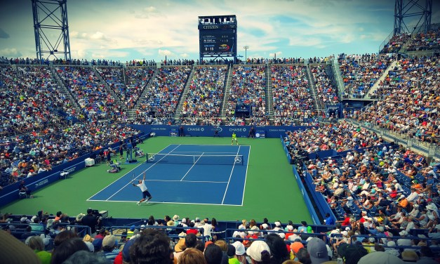 The demands of a single elimination collegiate tennis tournament