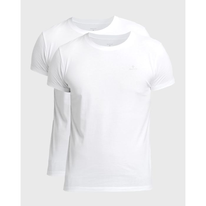 2-Pack Crew Neck T-Shirts