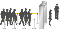Don't Overwhelm Venue Security with a Mismanaged Queue