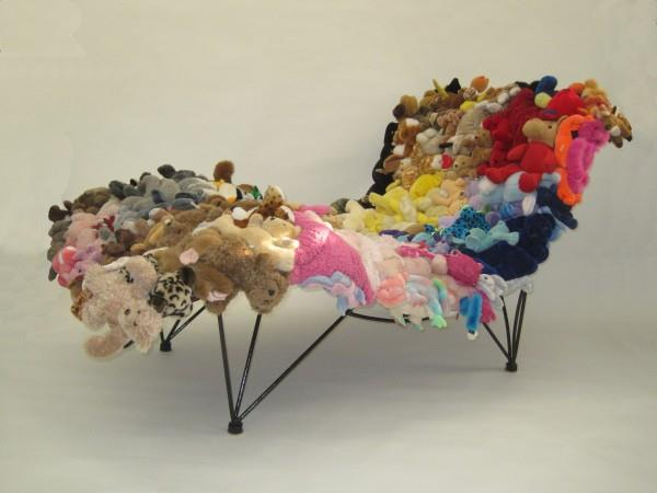 stuffed animal chair tall patio chairs with arms by don kennell