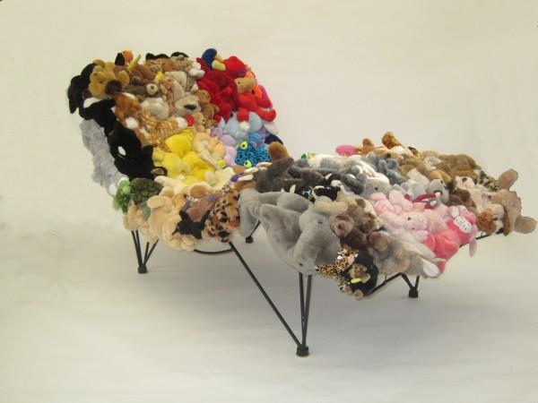 stuffed animal chair home goods upholstered chairs by don kennell