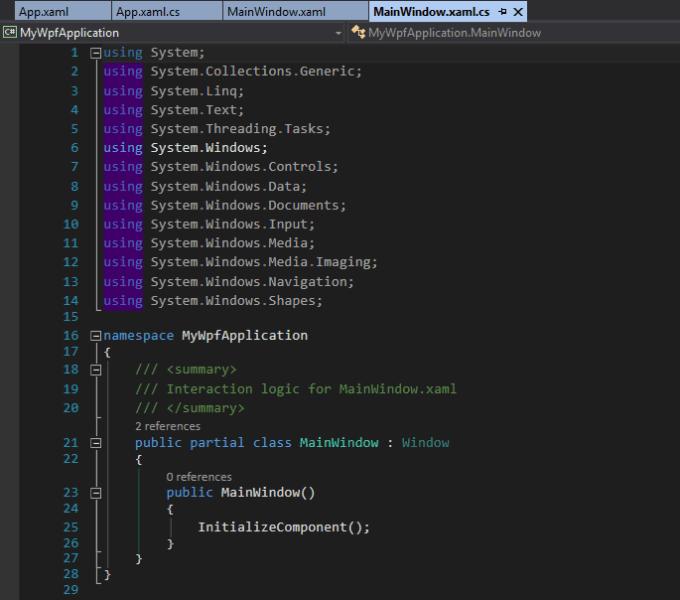 new-wpf-application-code-behind
