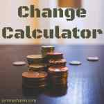 How to Create a Change Calculator in C#