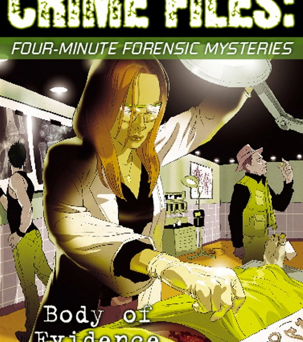 Crime Files Now Available on Kindle and Nook!