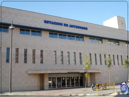 Estación de Autobuses. Jerez