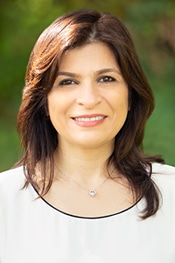 Leila Milani, Master of Education (M.Ed.), Registered Clinical Counsellor - Jericho Counsellor