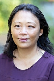 Patricia Petersen, Graduate Intern Counsellor, Jericho Counselling