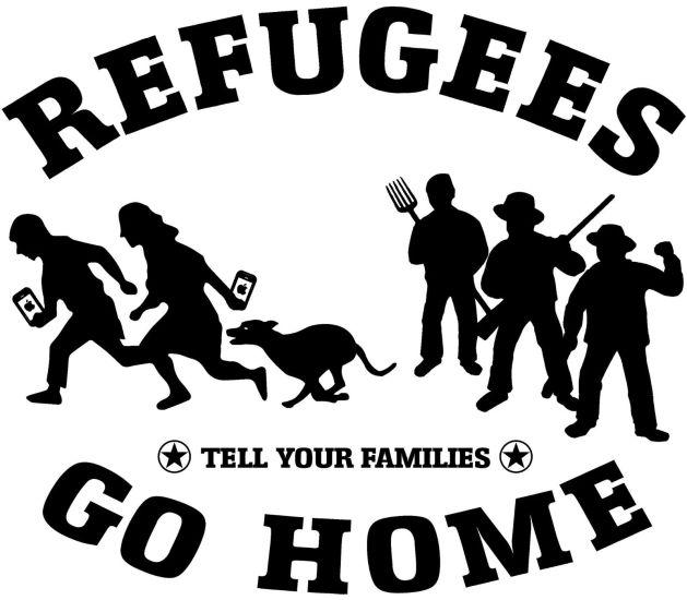 refugees-go-home
