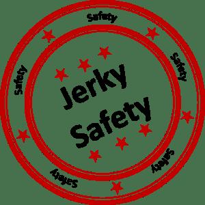 Jerky Safety Stamp