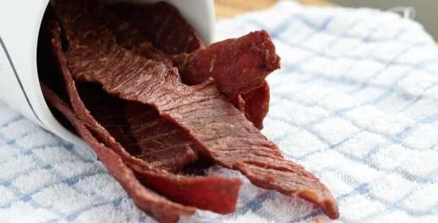 Chinese 5 Spice Beef Jerky Preview