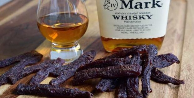 Kentucky Whisky Beef Jerky Preview