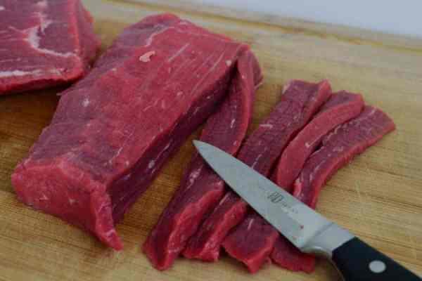 Mai Tai Beef Jerky Sliced