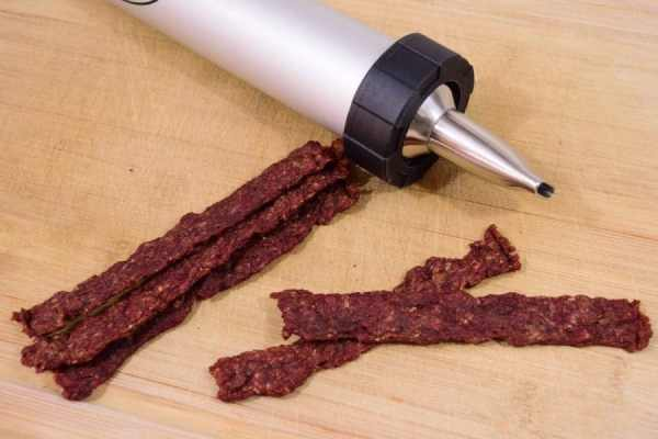 Jerkyholic Original Ground Beef Jerky Finished
