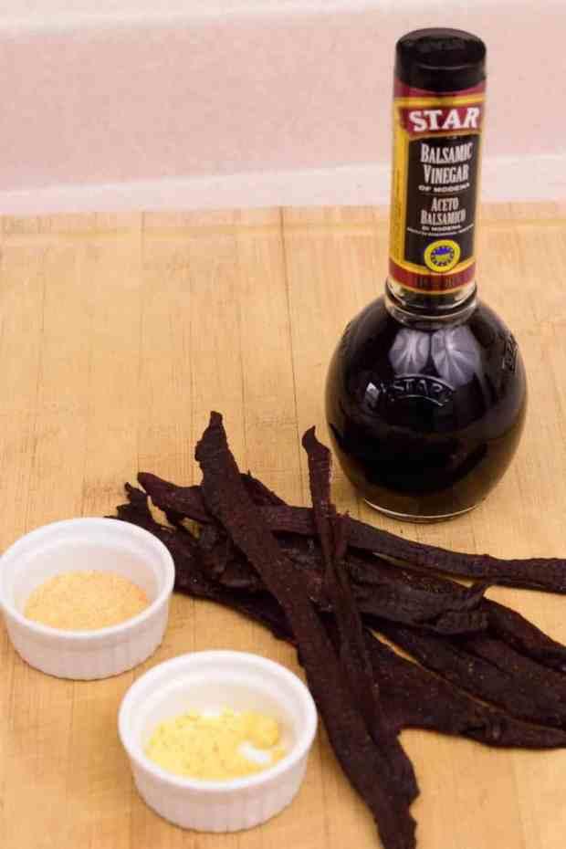 Balsamic Vinegar Finished