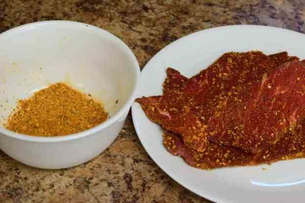 Steak Dry Rub Seasoned 2
