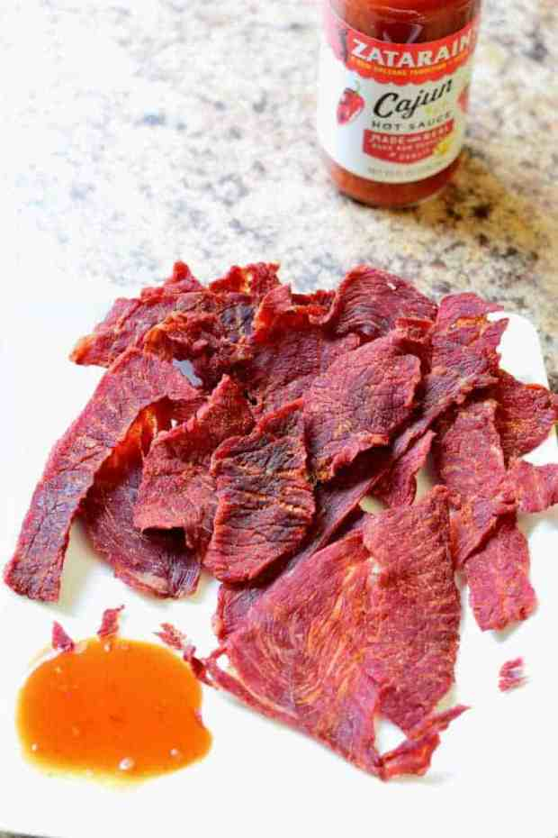 A spicy jerky with zesty cajun flavors | Jerkyholic.com