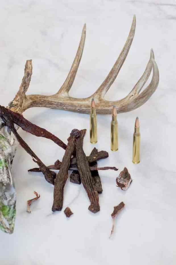 Rage Deer Jerky