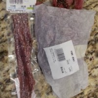 Review:  Woody's Smokehouse Pork Jerky (A-)