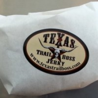 Review:  Texas Trail Boss Original Beef Jerky (B+)