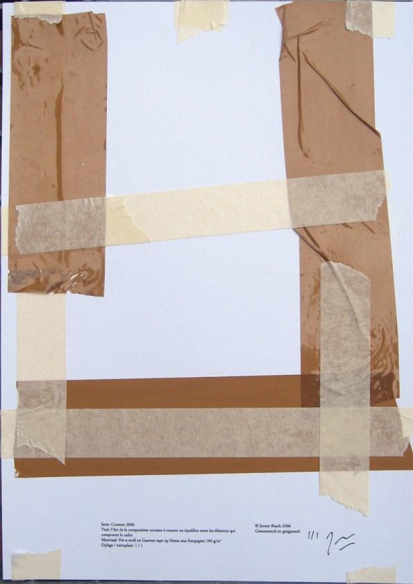 l'Art de la composition consiste à trouver un équilibre entre les éléments qui composent le cadre