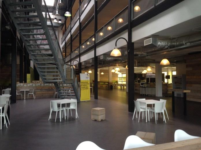 Dutch InnovationFactory hal