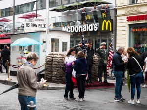 Berlin, 2016 | Checkpoint Charlie