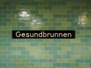 Berlin, 2016 | Gesundbrunnen subway