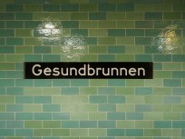 Berlin, 2016 | Gesundbrunnen subway