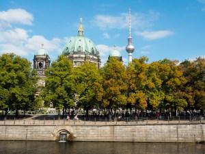 Berlin, 2016 | Berliner Dom - Fernsehturm