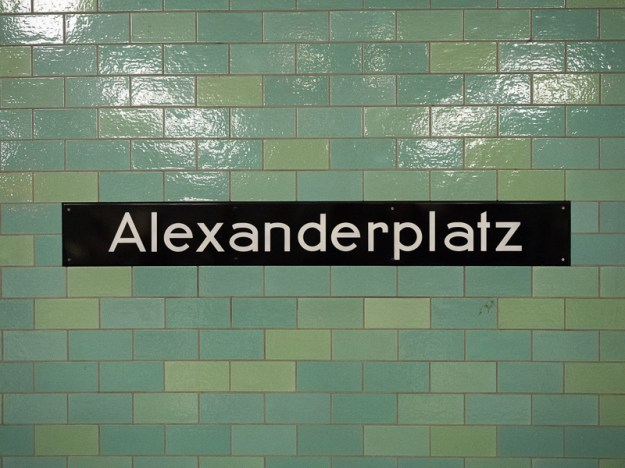 Berlin, 2016 | Alexanderplatz subway
