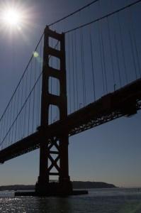 San Francisco, 2013 | Golden Gate Bridge