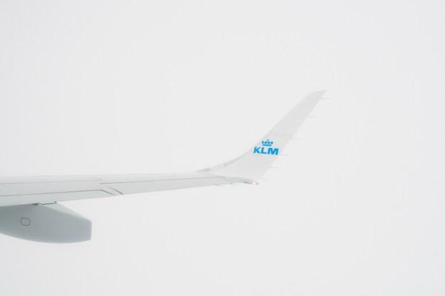 KLM, 2017 | Up in the Clouds