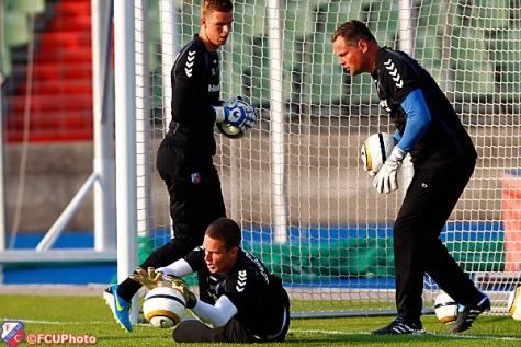 jeroen verhoeven 2013-07-17 FC Utrecht arriveert en traint in Luxemburg Stad1