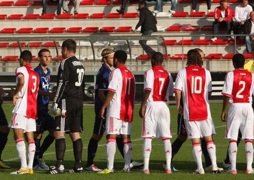 Jong Ajax - Jong twente jeroen verhoeven in the line up
