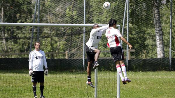 2010-07-10 Dag 6 Ajax in Neustift Oostenrijk