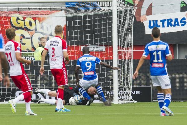 jeroen verhoeven 2013-09-02 FC Utrecht speelt gelijk tegen PEC Zwolle1