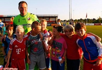 JSV-uit derde oefenwedstrijd FC Utrecht