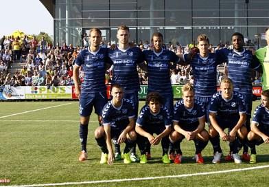 Morgen FC Utrecht oefenwedstrijd nr 2 : vv Benschop-uit