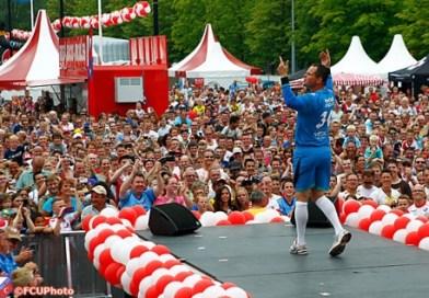 Geslaagde Open Dag FC Utrecht door 11.000 mensen bezocht