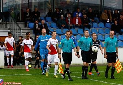 Jong FC Utrecht – Jong Heracles Almelo 2-0 (2-0)