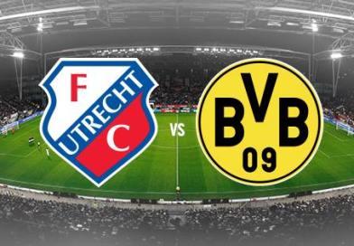 VOORBESCHOUWING: FC Utrecht – Borussia Dortmund