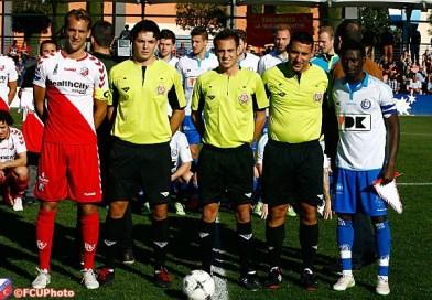 Trainingskamp FC Utrecht Dag 4 | FC Utrecht – KAA Gent