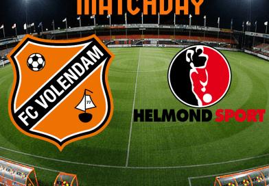 Voorbeschouwing: FC Volendam – Helmond Sport