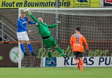 FC Volendam wint van Helmond Sport (2-1)