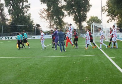 ASV De Dijk – OJC Rosmalen (0-2) 1 – 4
